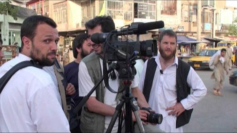 TVE rinde homenaje a los reporteros asesinados en Burkina Faso