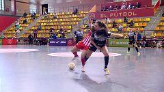 Fútbol Sala - Copa de la Reina. 2ª Semifinal: Atlético Navalcarnero - Pescados Rubén Burela FS