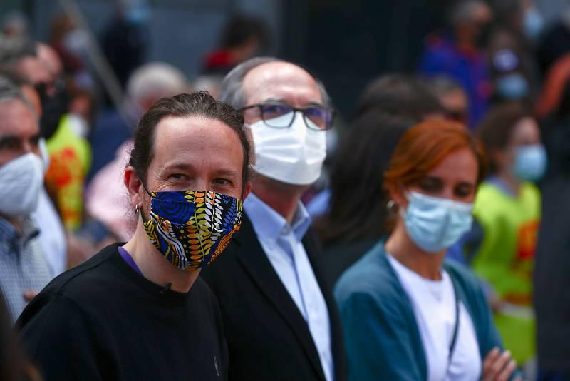 El Primero de Mayo marca la agenda del último sábado de campaña de las elecciones del 4M en Madrid