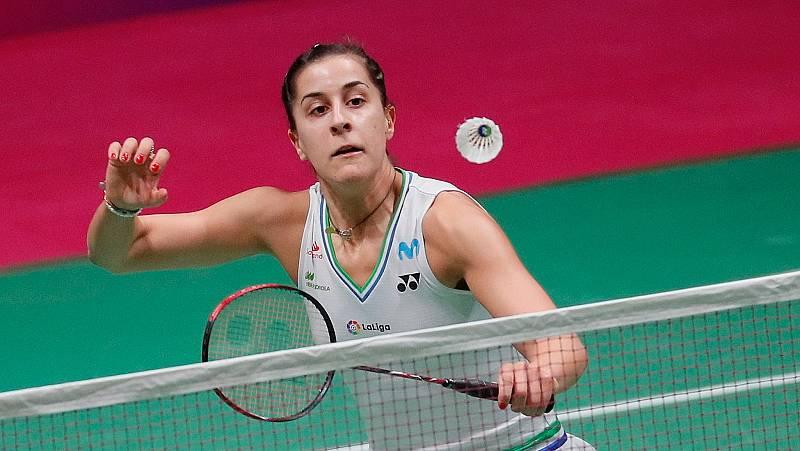 Carolina Marín disputará en Kiev su quinta final europea