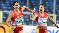 Atletismo - Campeonato del Mundo de Relevos