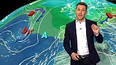 Poco nuboso y en sistema Central y zona del Mediterráneo posibles tormentas