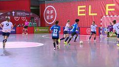 Fútbol Sala - Copa de la Reina. 1ª Semifinal:  Torreblanca Melilla FS - Universidad de Alicante