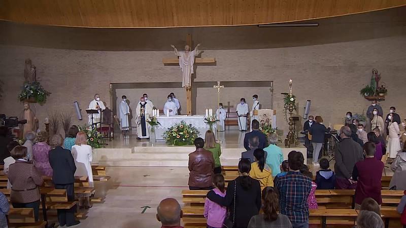 El Día del Señor - Iglesia de Santa María de Villaviciosa de Odón - ver ahora