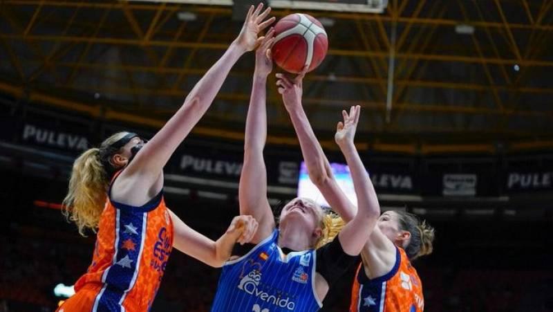 Así ha sido el Valencia Basket 74-76 Perfumerías Avenida