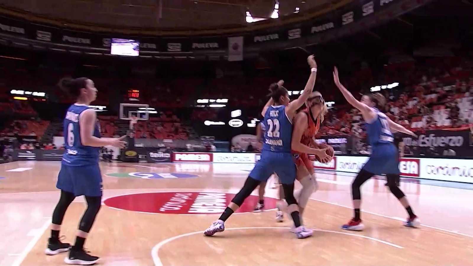 Baloncesto - Liga Femenina Endesa. Play Off Final. 2º partido: Valencia Basket - Perfumerías Avenida - ver ahora