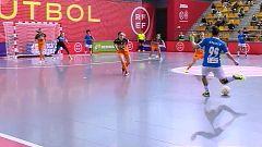 Fútbol Sala - Copa de la Reina. Final:  Torreblanca Melilla FS - Pescados Rubén Burela FS