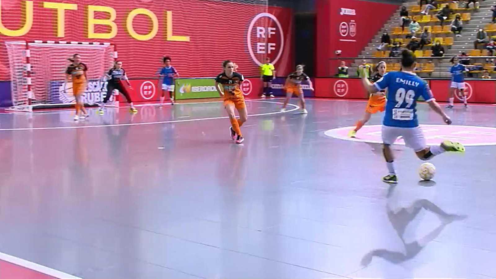 Fútbol Sala - Copa de la Reina. Final:  Torreblanca Melilla FS - Pescados Rubén Burela FS - Ver ahora