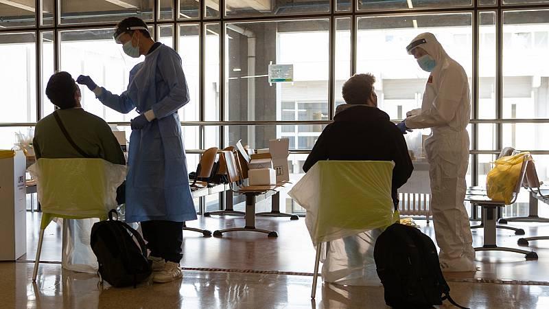 Extremadura detecta un caso de infección por la variante india