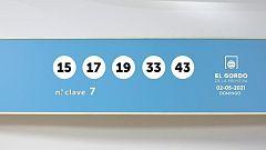Sorteo de la Lotería Gordo de la Primitiva del 02/05/2021