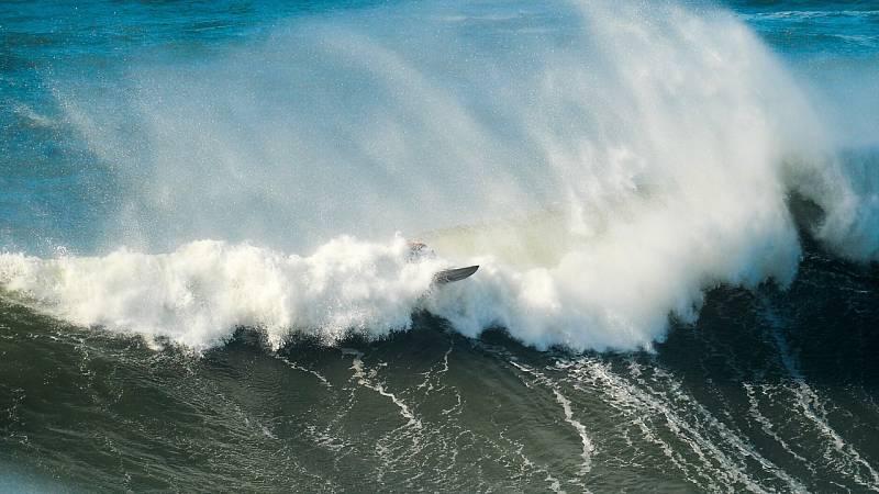 Entrenamiento en apnea para cazadores de olas gigantes