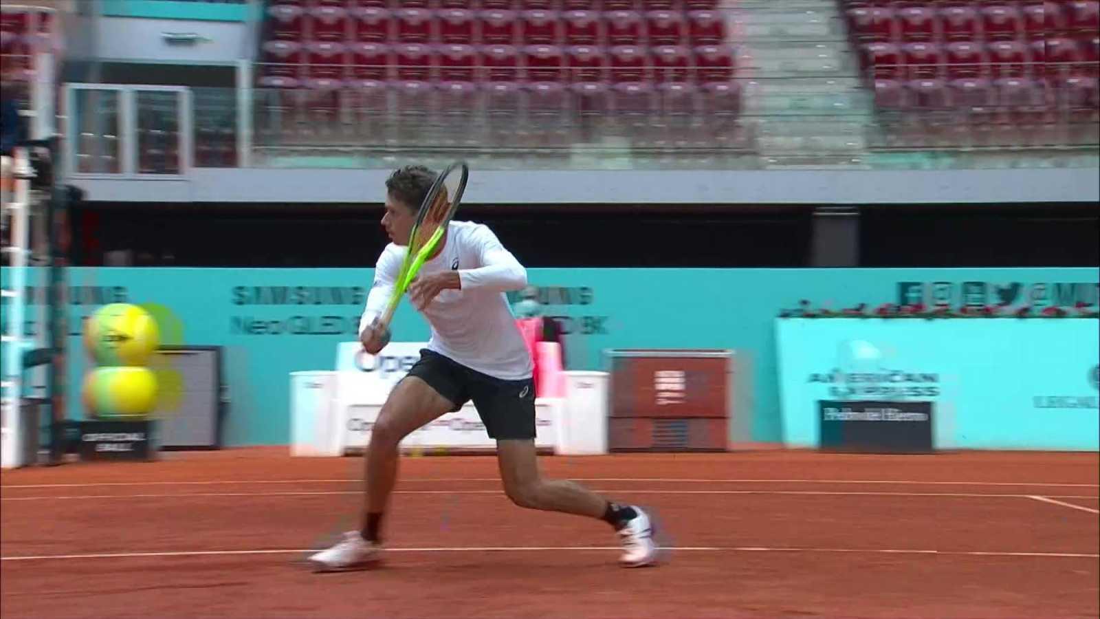 Tenis Mutua Madrid Open - Resumen diario 02/05/21 - ver ahora