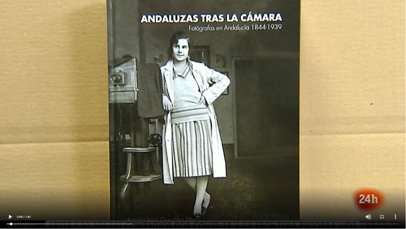 Andaluzas tras las cámaras: Fotógrafas olvidadas en la historia