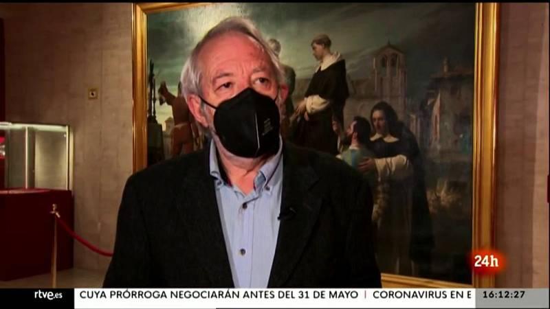 Parlamento - La entrevista - Eliseo de Pablos: exposición sobre Los Comuneros - 01/05/2021