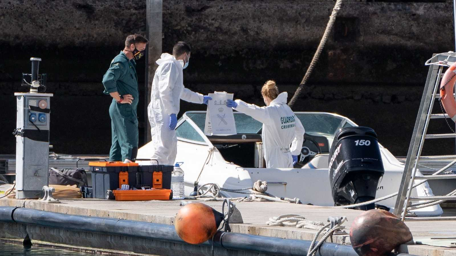 Los investigadores no rechazan ninguna hipótesis en la desaparición de dos niñas con su padre en Tenerife