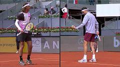 Tenis - ATP Mutua Madrid Open: Lloyd Harris - Grigor Dimitrov