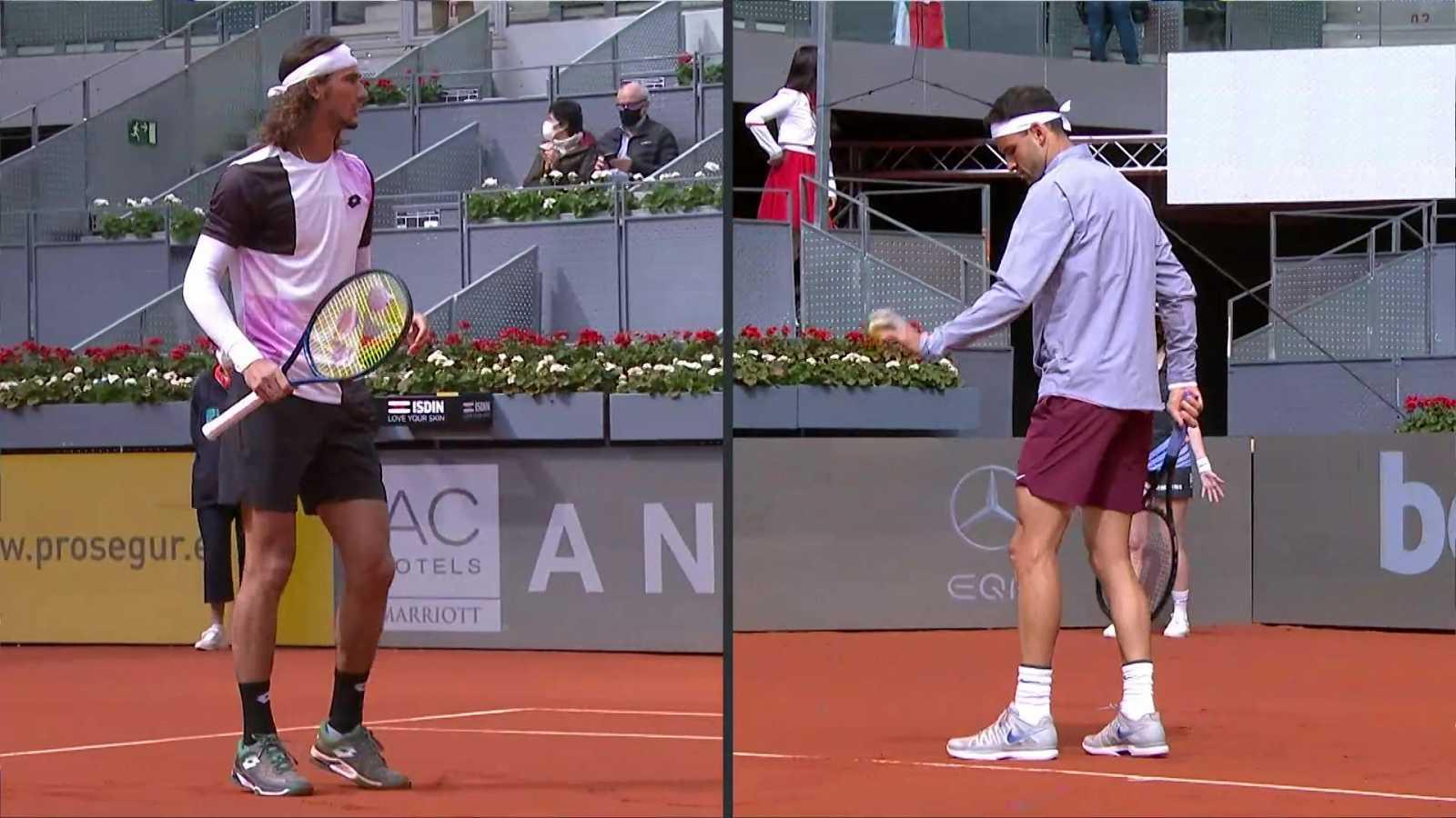 Tenis - ATP Mutua Madrid Open: Lloyd Harris - Grigor Dimitrov - ver ahora