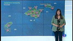 El temps a les Illes Balears - 03/05/21