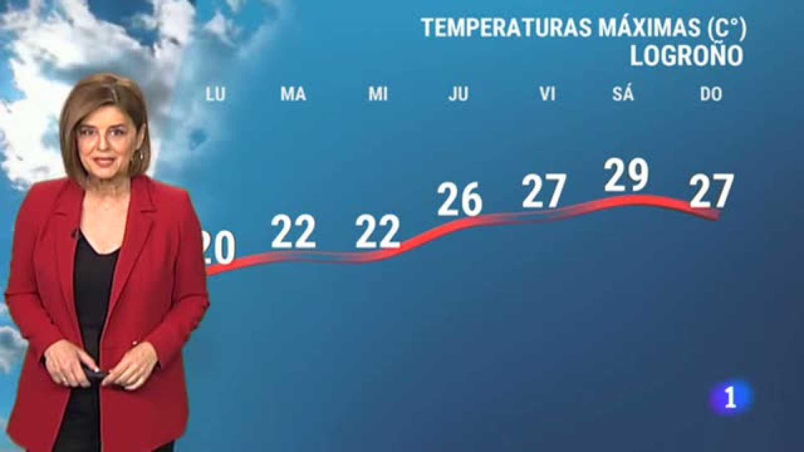 El tiempo en La Rioja - 3/05/21-Ver ahora