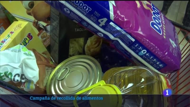 Gadis e os bancos de alimentos, xuntos no 'Maio solidario'