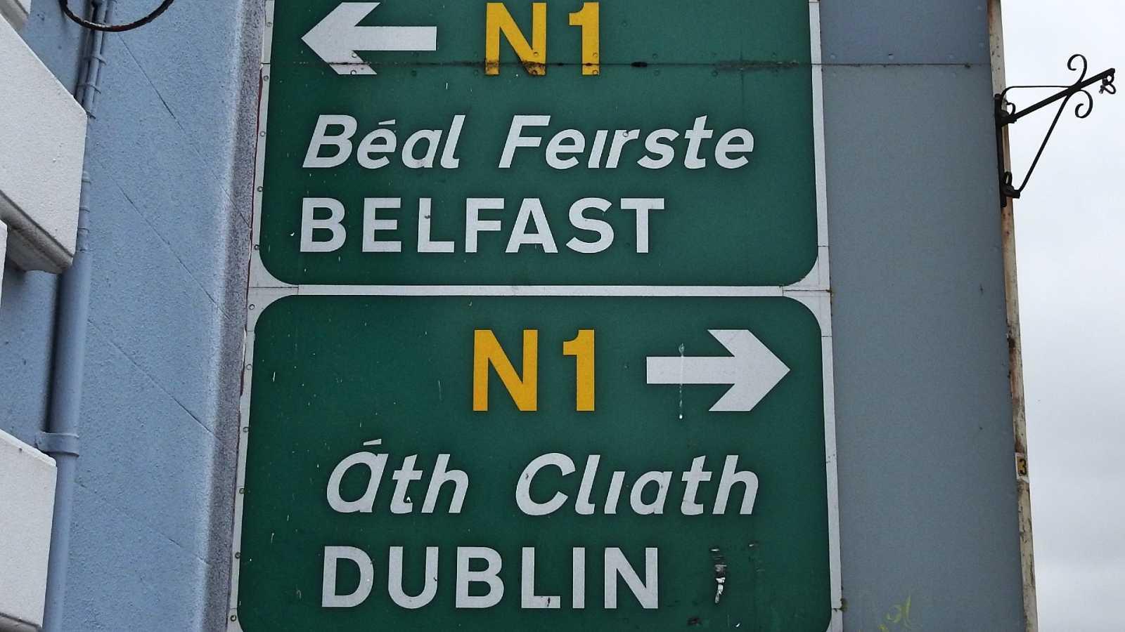 Se cumple un siglo desde que Irlanda se dividió en dos con miedo a revivir las tensiones del pasado