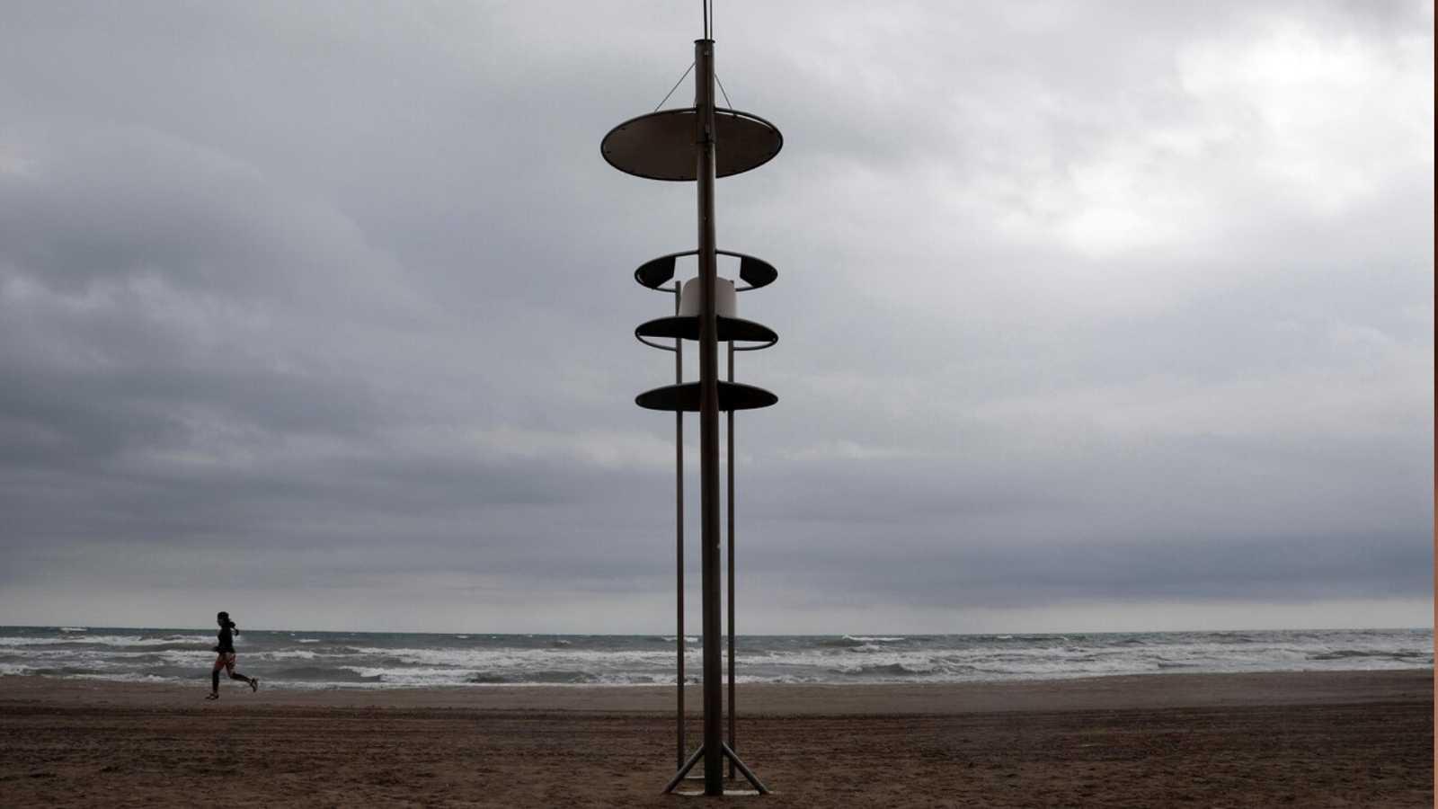 Probables tormentas localmente fuertes en el sur de Castilla y León y puntos del Sistema Ibérico - ver ahora