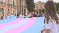 Los niños transexuales reivindican sus derechos