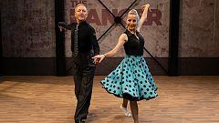 The Dancer - Actuación completa de Miguel Ángel y Desirée