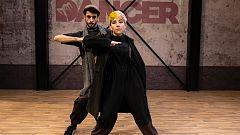 The Dancer - Actuación completa de Carlota y Raúl