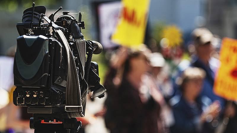 La precariedad laboral en el Día de la Libertad de Prensa