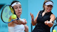 Tenis - WTA Mutua Madrid Open: P. Badosa - A. Sevastova