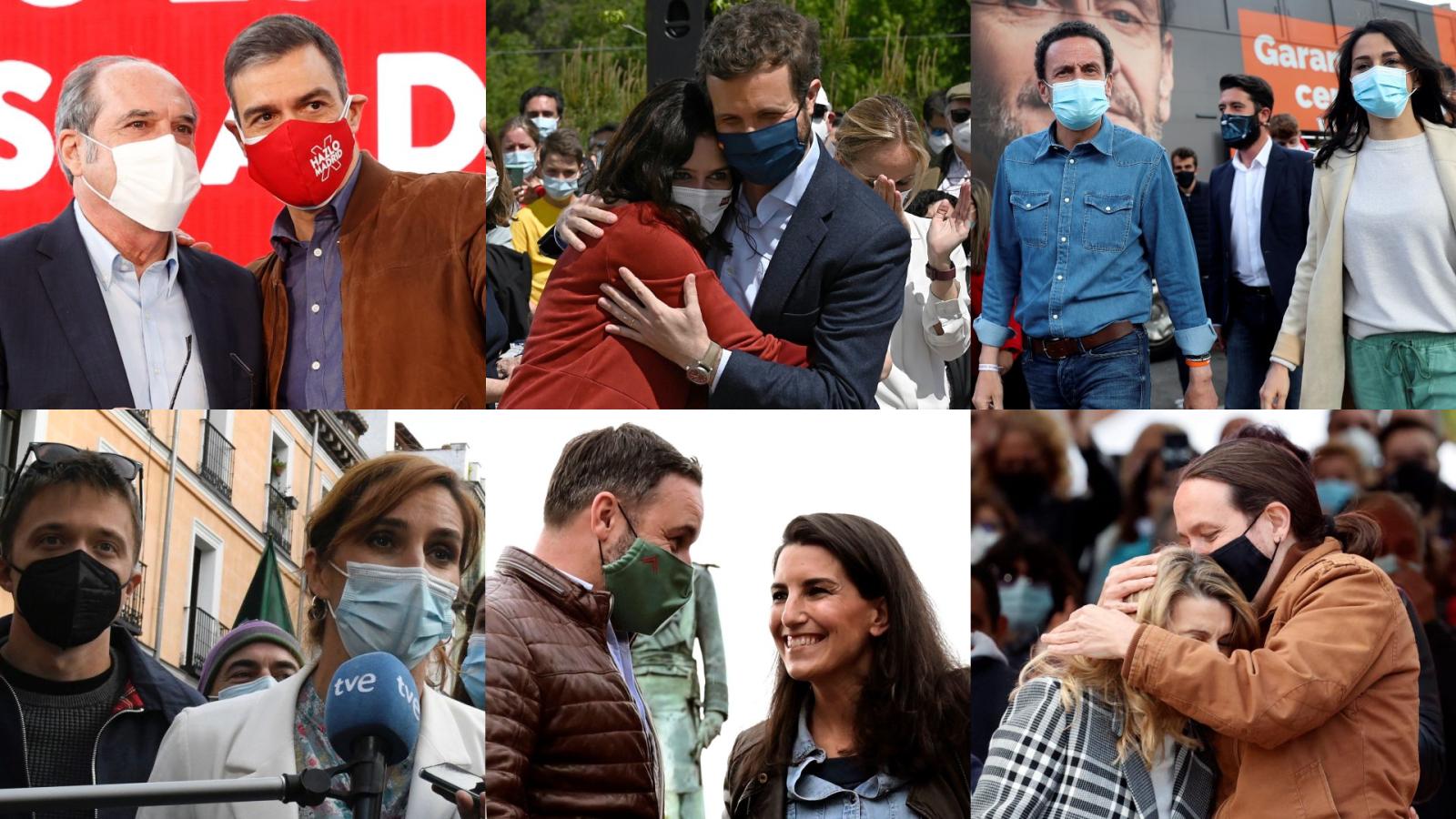 Cómo seguir las elecciones en Madrid del 4M en RTVE