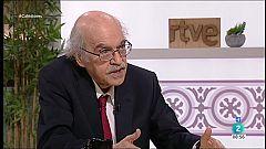 """Cafè d'idees - Andreu Mas-Colell: """"No hi ha ruta a la independència. No ens enganyem"""""""