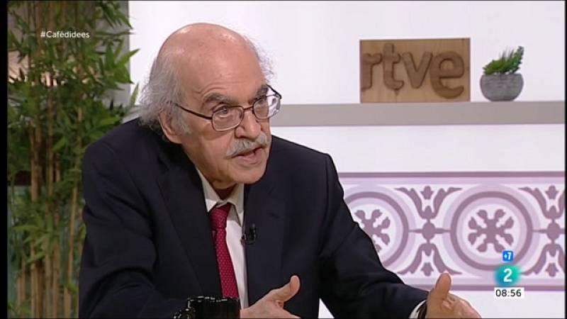 """Andreu Mas-Colell: """"No hi ha ruta a la independència. No ens enganyem"""""""