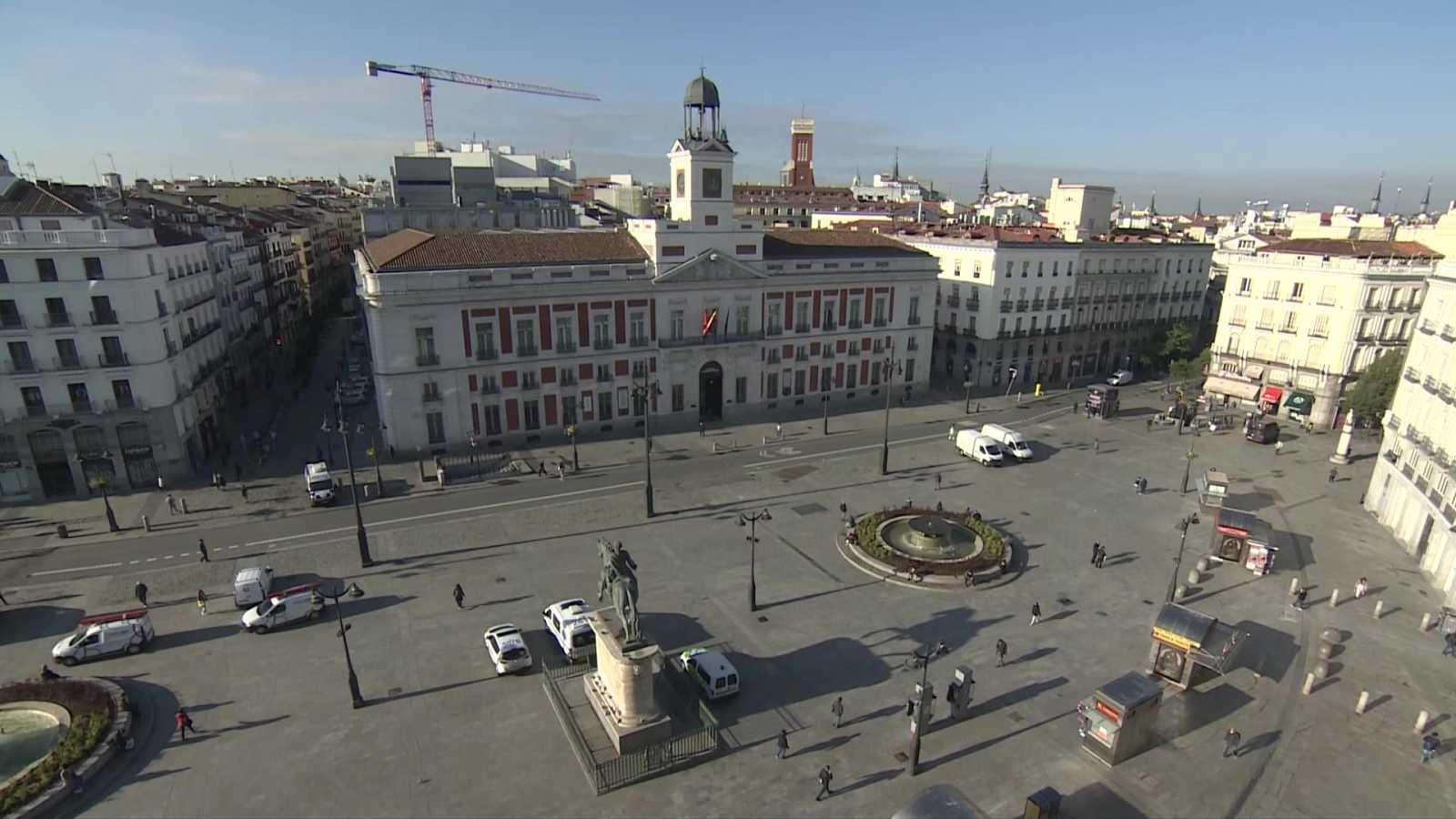 Avance informativo - Jornada electoral autonómica en Madrid (1) - ver ahora