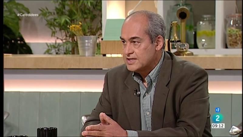 """Cafè d'Idees - Benito Almirante: """"Aixecar el toc de queda és una decisió política"""""""