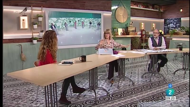 Cafè d'idees - Andreu Mas-Colell, Benito Almirante i Silvia Marsó