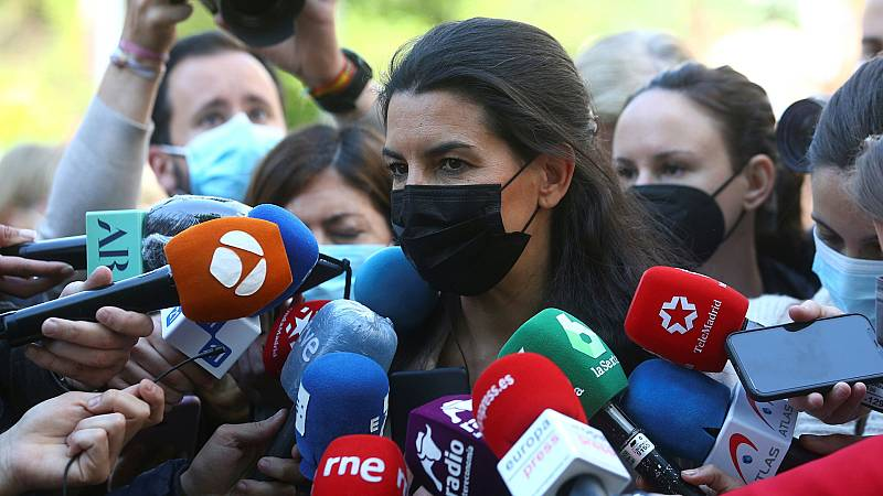 """Monasterio pide a los ciudadanos que """"no se alejen de sus responsabilidades de votar"""""""