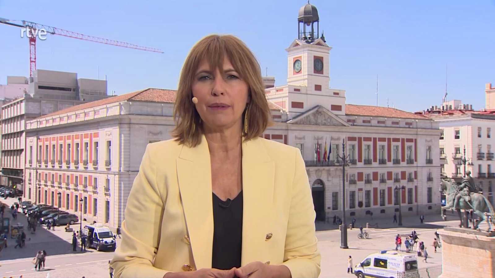 Avance informativo - Jornada electoral autonómica en Madrid (2) - ver ahora