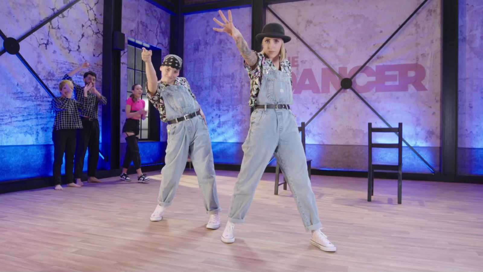 The Dancer: el challenge - Actuación de Ari & Nahiel