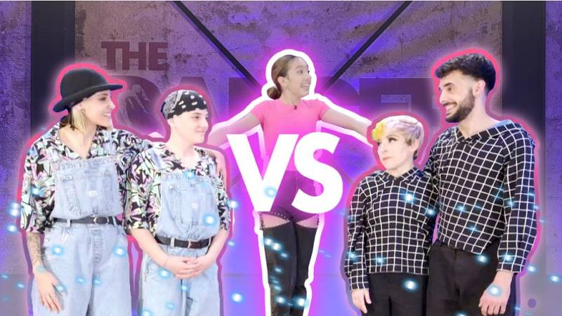 The Dancer: el challenge - Programa 5