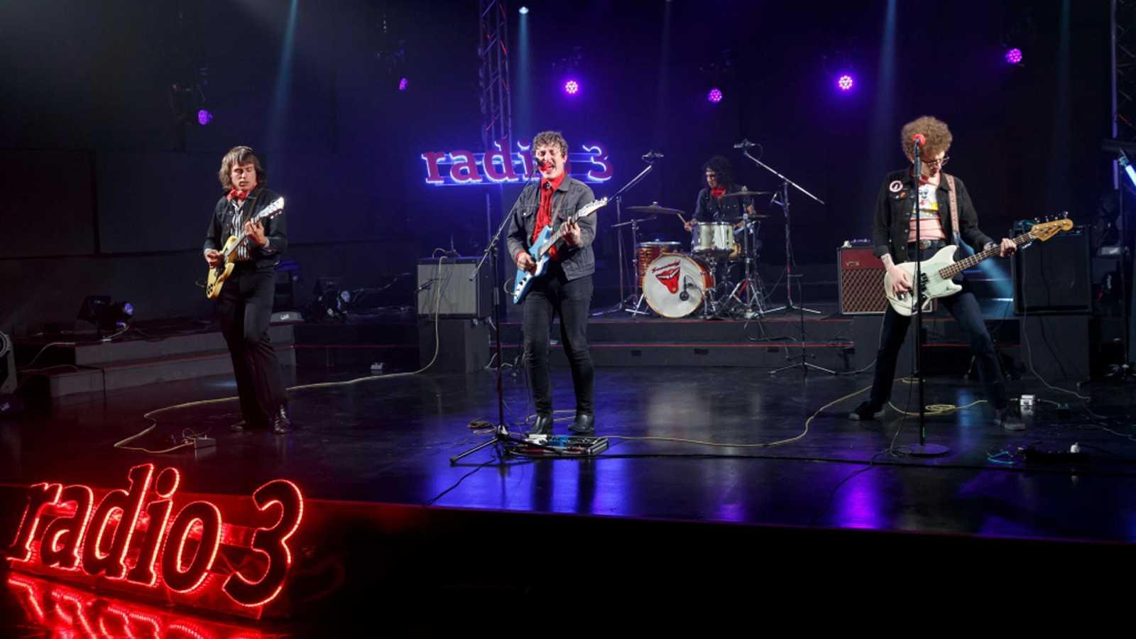 Los conciertos de Radio 3 - Enamorados - ver ahora