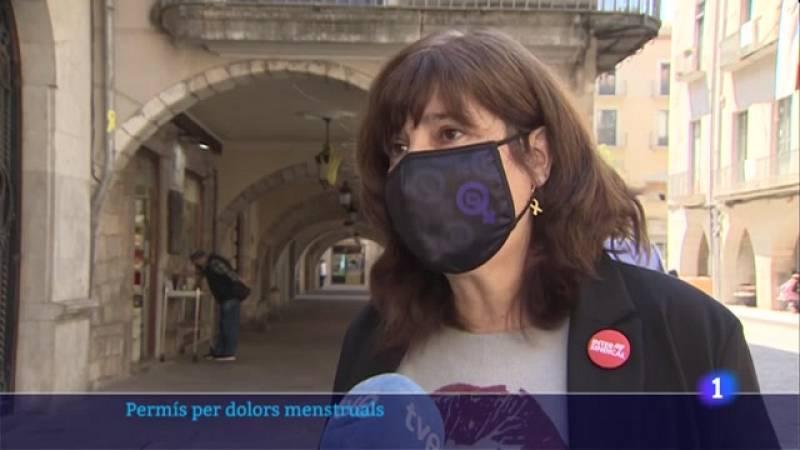 Girona, primera ciutat catalana en donar un permís menstrual a les treballadores municipals