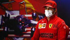 """Carlos Sainz: """"Todavía no he llegado al 100% de mi potencial en Ferrari"""""""