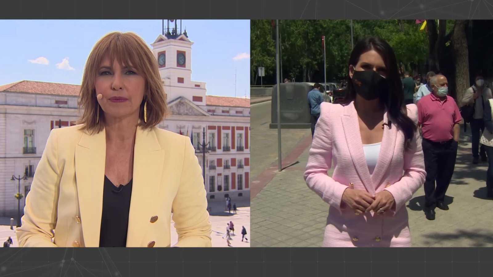 Avance informativo - Jornada electoral autonómica en Madrid (3) - ver ahora