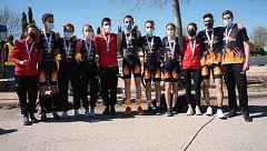 Diablillos de Rivas, la gran familia del triatlón español