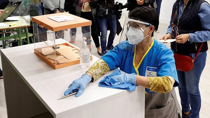 Cómo votar en unas elecciones en medio de una pandemia