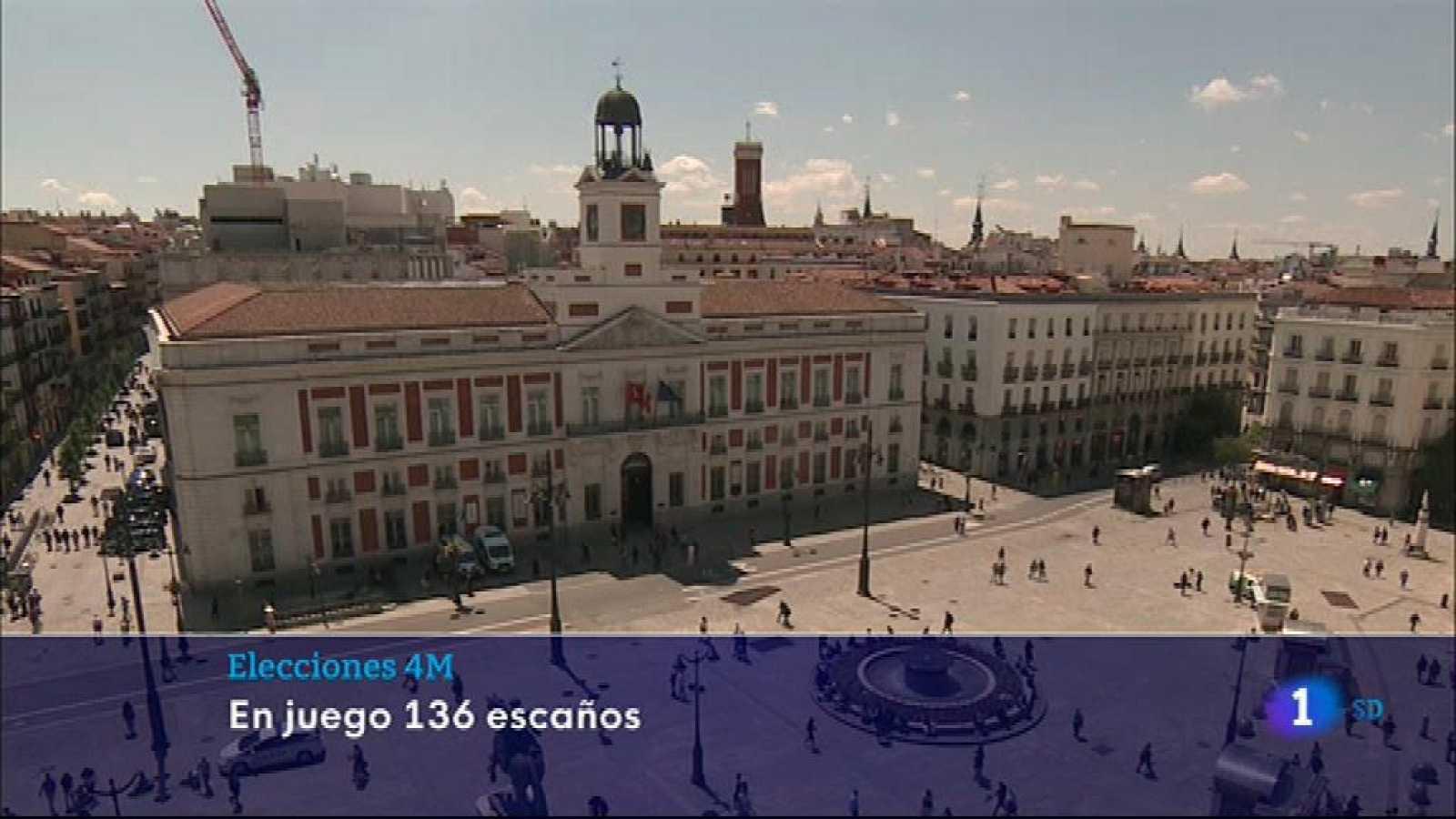 Informativo de Madrid 1 - 4/05/2021- Ver ahora