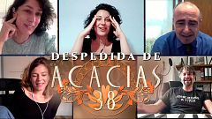Acacias 38 - El fin de fiesta de los actores de 'Acacias 38'