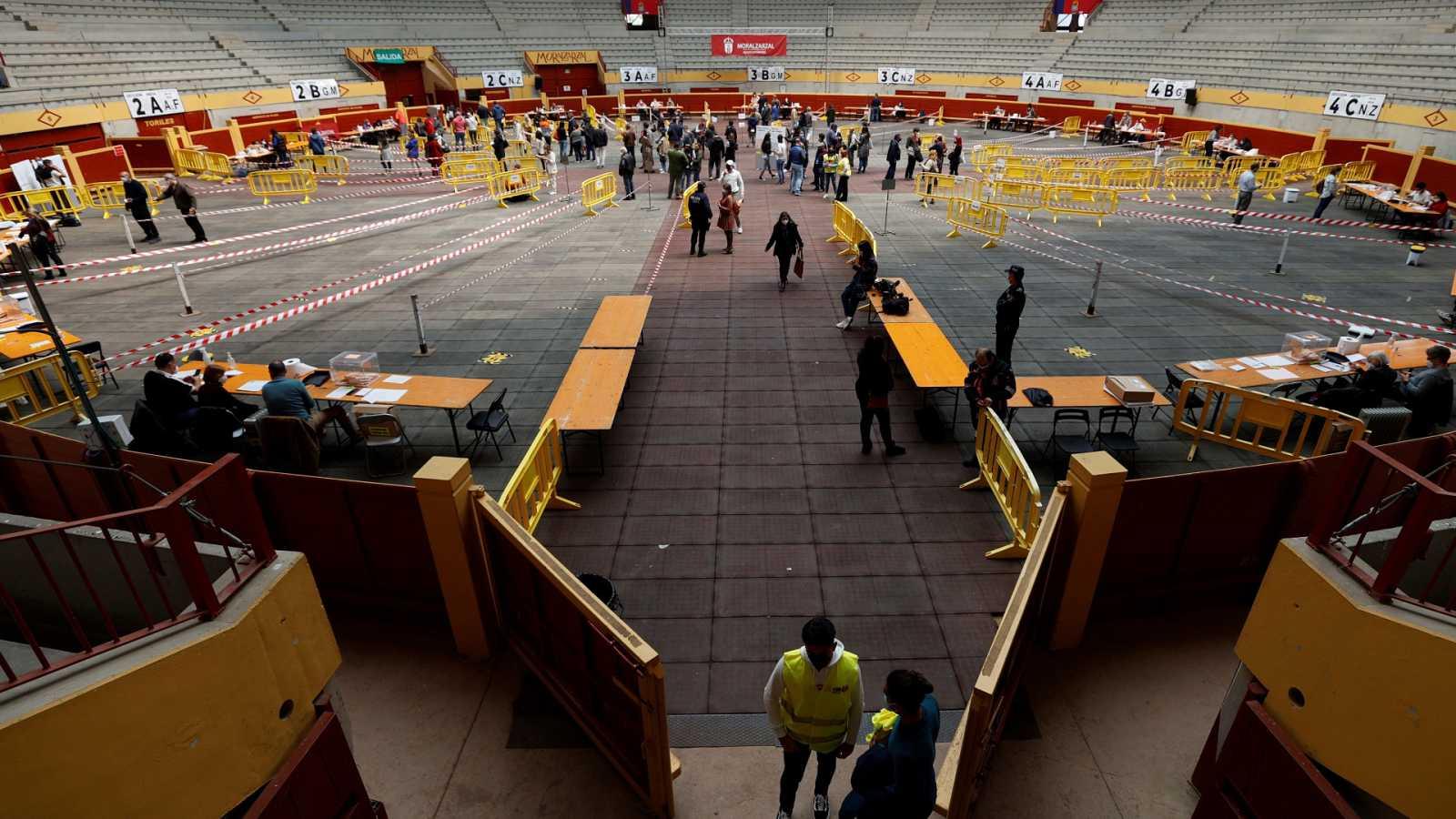 Avance informativo - Jornada electoral autonómica en Madrid (4) - ver ahora